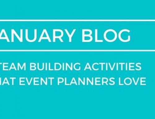 3 Team Building activities that Event Planners LOVE