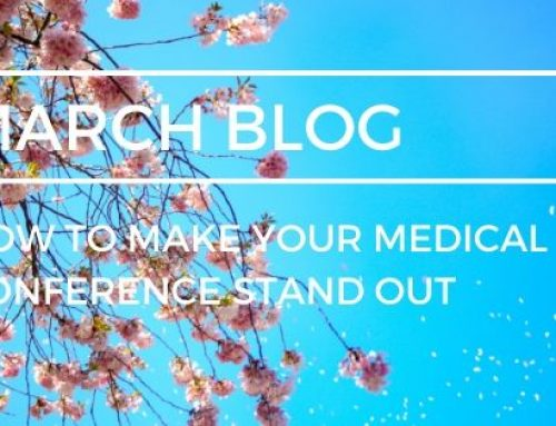 How to make your medical conference stand out